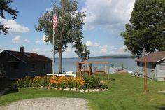 2 Bedroom Cottage Rental in Hubbard Lake, Michigan, USA - Beautiful Hubbard Lake Cottages