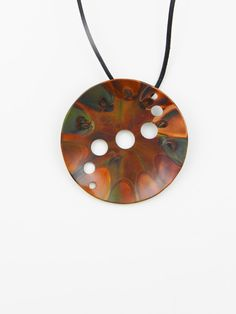 Handcrafted flame painted torched copper by ImagesbyKentOlinger, $25.00