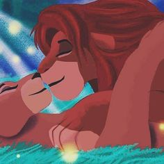 Can you feel the love tonight. The peace that evening brings. Im excited for the upcoming live action - I believe Jon Favreau has got this! What are your favourite songs from this classic? Kiara Lion King, Lion King 3, Lion King Fan Art, Simba And Nala, Disney Lion King, Hakuna Matata, Disney Magic, Disney Art, Disney Movies