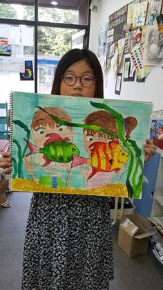 바스키아 미술 교습소