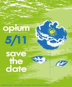 Festa Opium - novembro 2016
