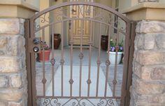 Modern Fence Company | Custom Iron Fences, Ornamental Iron Fences