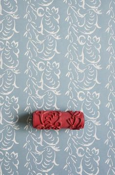 Patterned Paint Roller No.5 from Paint & Courage