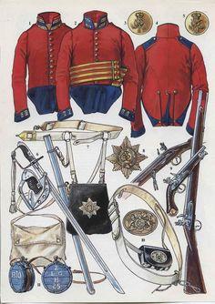 British Life Guards Regiment