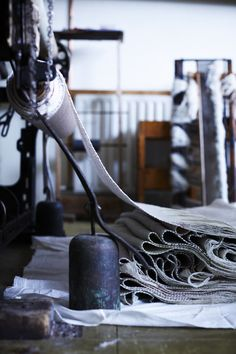 WORKSHOP Mourne Textiles Gallery
