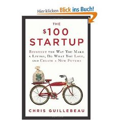 Motivational book with lots of cool ideas for starting a small business instantly.
