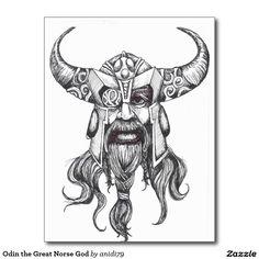 Norse Cards | Zazzle