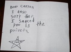 Funny Kid Drawings: 'How Are You Doing In Hell?' (PHOTOS)