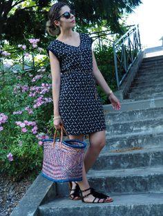 Une #robe légère comme une #plume par ces températures, top non ? 15€ #babou Sweety_Mely