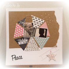 Kulricke Dies and Clearstamps: #2 Layout - Perfekte Moment