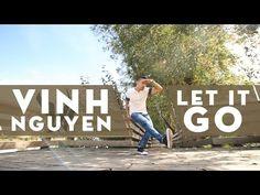 "Vinh Nguyen choreography | ""Let It Go"" by James Bay | @v1nh @JamesBayMusic #danceonjamesbay - YouTube"