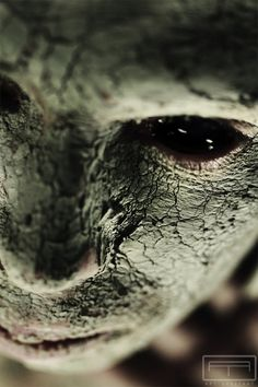 The scariest monsters are the ones that lurk within our souls ** Note To Self - Take pic of my next facial client ***