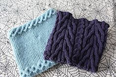 Oh do I need more knitted cowls....Yes, yes.