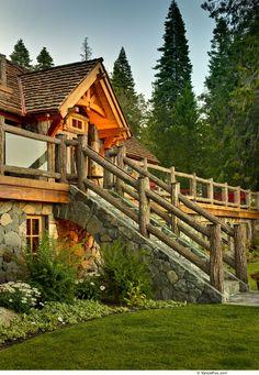 old tahoe house - OOA