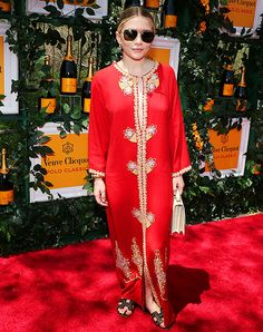 Write a Fashion Police caption for Ashley Olsen and your comment could end up in the next issue of Us Weekly.