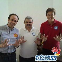 RN POLITICA EM DIA: LIDERANÇAS POLITICAS DE JOÃO DIAS ANUNCIAM APOIO A...