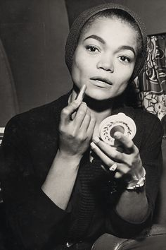 Eartha Kitt c. 1950s (via)