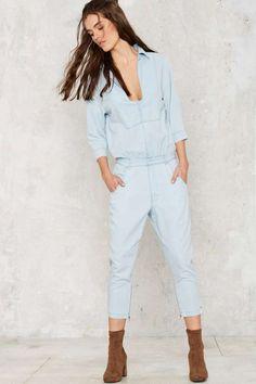 SAFARI STYLE INSTEAD****One Teaspoon Luxe Utility Jumpsuit - Clothes | Rompers + Jumpsuits | One Teaspoon | Overalls