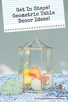 Table decor in all shapes and sizes! Get ideas and inspiration for weddings, baby showers, bridal showers and any other special celebration! Party Planning, Wedding Planning, Wedding Ideas, Reception Table Decorations, Party Entertainment, Diy Party, Party Ideas, Party Photos, Get In Shape