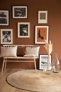 Tendance : Miel ambré, la couleur de l'année (Frenchy Fancy) - lovely pins Living Room Decor, Bedroom Decor, Home And Deco, Room Colors, Home Decor Inspiration, Colorful Interiors, Home And Living, Interior Design, Room Interior