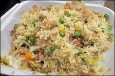 Fried Rice with Chicken, Average