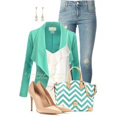 """""""You Pick - Blazer & Pant Combo"""" by casuality on Polyvore"""