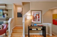 Aster at Mosaic - contemporary - staircase - dc metro - Carlyn And Company Interiors + Design