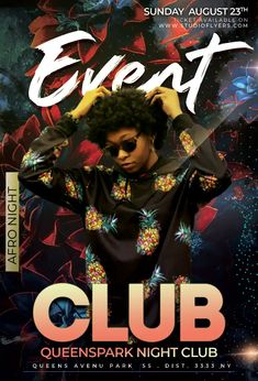 Download the Free Music Event Club Flyer Template! Free Psd Flyer Templates, Flyer Free, Flyer Design, Layout Design, Party Flyer, Dj Party, Club Flyers, Party Poster, Night Club