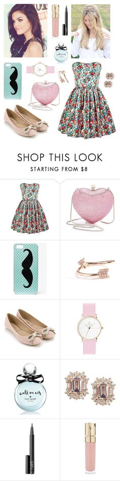 """""""Sem título #69"""" by ayllavilla on Polyvore featuring moda, Jack Wills, Whiting & Davis, Forever 21, Diane Kordas, Accessorize, Laruze, Kate Spade, NARS Cosmetics e Smith & Cult"""