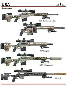 sniper seri, msr sniper