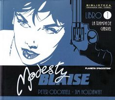 MODESTY BLAISE -Peter O'Donnell,Jim Holdaway