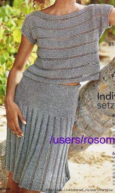Verena модное вязание №2
