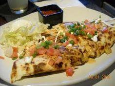 Ruby Tuesday Restaurant Copycat Recipes: Spicy Chicken Quesadillas