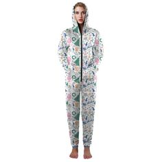 Cheap loose rompers, Buy Quality fashion romper directly from China romper fashion Suppliers: 2017  New Fashion One Piece Women 3D Christmas Snowman Printing Zipper Hoodies Long Sleeve Jumpsuits Couple Loose  Rompers