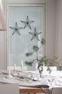 Tähdet ja himmelit ovat mitä perinteisimpiä joulukoristeita ja nämä kaksi klassikkoa yhdistämällä syntyy kauniita tähtihimmeleitä! Aska...