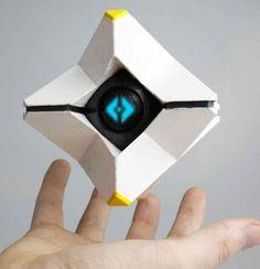 Destiny Ghost. Design by Kirby Downey.