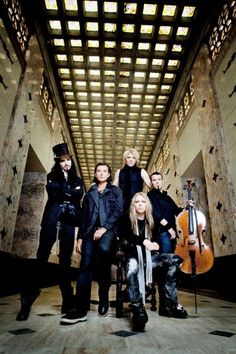 apocalyptica with Gavin Rossdale