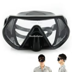 Scuba #diving swimming snorkeling water #glass #goggles tempered lens mask d0x8,  View more on the LINK: http://www.zeppy.io/product/gb/2/351810686396/