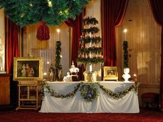 christmas at windsor castle   Victorian gift table at Windsor Castle   Flickr - Photo Sharing!