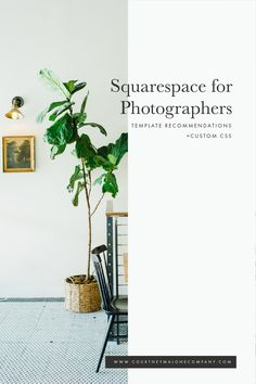 Squarespace for Phot