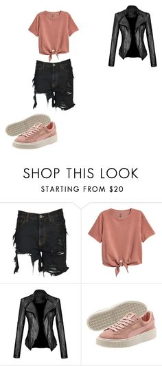 """Sans titre #23"" by anne2417 on Polyvore featuring mode, Faith Connexion et H&M"