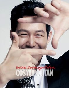 Two new photo shoots feature Lee Jung-jae Lee Jung, Jung Woo, Lee Byung Hun, General Lee, Deal With The Devil, Chief Of Staff, Korean Star, Prime Time, Secret Life