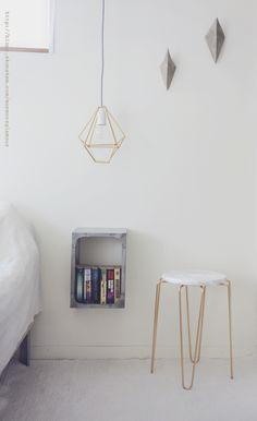 Gör om en sittpall | DIY Mormorsglamour | Sköna Hem