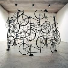 ai weiwei Forever Bicycles (2003)