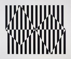 Art. Black & White, 2009, Carmen Herrera.