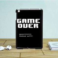 Undertale Game Over Get Dunked On iPad Mini 2 Case Dewantary