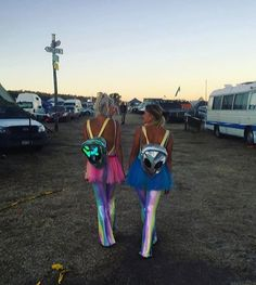 Matching Rainbow Sparkle bff babes @tessshanahan & @sarahjclayton snapped @rainbowserpentfestival. What a dream! Show us your pics with #flarestreet or tag us we  seeing you groovers  #flares #bellbottoms #festivalfashion #festival #rave #fashion #design #glam #boho #hippie #gypsy #style #retro #vintage #babe #love #photooftheday #amazing #smile #look #instalike #picoftheday #instadaily #girl #colorful #style #rainbow #rainbowserpent #bff