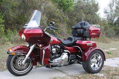 Tour Glide Trike Conversion Trike Motorcycle, Bike, Trike Kits, Custom Trikes, Mopeds, Cars And Motorcycles, Touring, Hot Rods, Harley Davidson