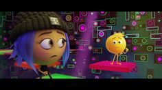 EMOJI  Movie Trailer 1 Unlocks The Secret World of the Smartphone By Jes...