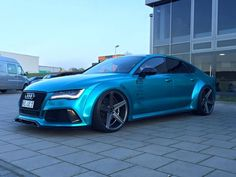 Audi RS7 Sportback Widebody by mbDESIGN GmbH & Co. KG